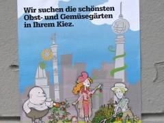 Wo gibt es die schönsten Obst- und Gemüsegärten in Berlin?