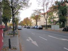Wohngebiet an der Sophie-Charlotten-Straße