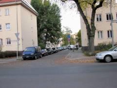 Wohngebiet an der Sophie-Charlotten-Straße und im Ernst-Bumm-Weg