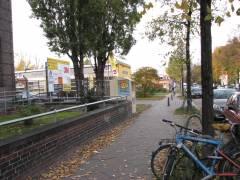 Gewerbegebiet an der Sophie-Charlotten-Straße