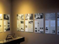 Gedenkausstellung zur Erinnerung an Libertas Schulze-Boysen im Schloß Liebenberg