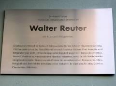 Gedenktafel am Haus Seelingstraße 21