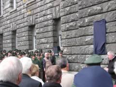 Polizeipräsident Dieter Glietsch spricht