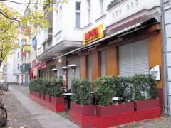 Neues Indisches Restaurant in der Knobelsdorffstraße