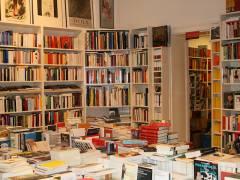 ARNOLDs Buchhandlung in der Danckelmannstraße 50