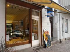 """""""Bernhardt's Bäckerei"""" Knobelsdorffstraße 39"""