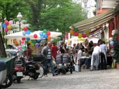 Eröffnungfeier des Brotgarten-Bistro