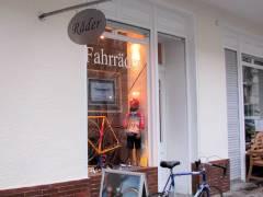 """Fahrradladen """"Campandi"""" in der Knobelsdorffstraße 47"""