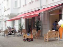Berliner Eismanufaktur in der Seelingstraße