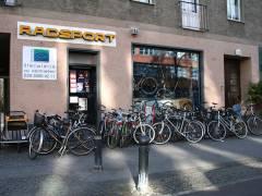 RT Radsport in der Sophie-Charlotten-Straße 29