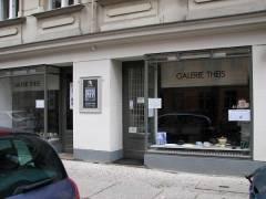 Galerie Theis in der Neufertstraße 6