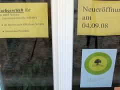 """Neues Fachgeschäft - """"Gesund & Munter"""" in der Seelingstraße"""