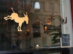 "Neu eröffnet - ""Goldesel"" in der Seelingstraße"