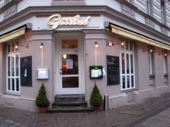Restaurant Gottlieb in der Knobelsdorff-/Ecke Danckelmannstra&szlig;e