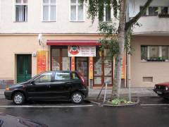 Döner & Co in der Neufertstraße