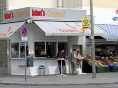 Currywurst-Bude mit neuem Inhaber (ehemals Amtsgerichtsplatz)