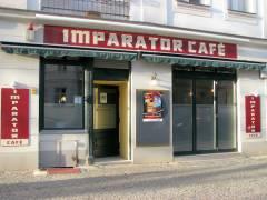 Imparator Café in der Seelingstraße