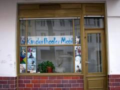 """""""Kinder Theater Mobil"""" in der Knobelsdorffstraße 23"""