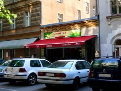 """""""Limetka"""" in der Danckelmannstraße"""