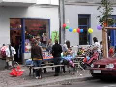 Jubiläumsfest - 7 Jahre Nanetti Kinder-Second-Hand