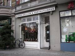 """""""Optik am Klausenerplatz"""" - Das Fachgeschäft im Kiez - Februar 2008"""