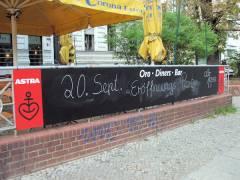 Oro Dinerbar in der Schloßstraße