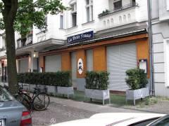 "Ehemaliges ""Petite France"" in der Knobelsdorffstraße 27"
