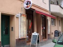 Trattoria Fra Diavolo in der Neufertstraße 22