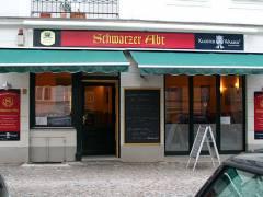 """Restaurant """"Schwarzer Abt"""" in der Seelingstraße"""