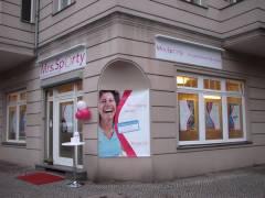 """""""Mrs. Sporty"""" in der Wundtstraße 16"""