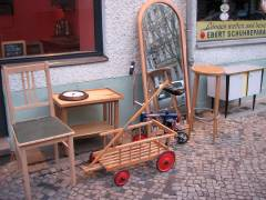 Antik An- und Verkauf in der Nehringstraße