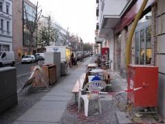 Ausweichquartier wegen Sanierungsarbeiten