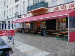 Bistro-Café-Bar Villon in der Seelingstraße 32