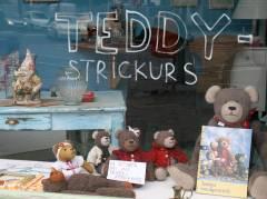 """Teddys zum Selbermachen bei """"Wunderschick"""""""