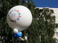 Motto - Die Welt im Kiez in der Paul-Hertz-Siedlung