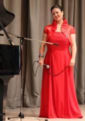 Die Sopranistin Kristina Vakhtang / Foto © Lothar Rahn