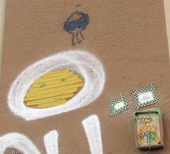Graffiti im Kiez