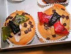 Halloween im Kiez - Leckeres, nicht nur für Vampire und Fledermäuse