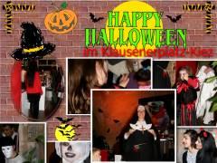 Große Halloween-Party im Eiscafé Fedora - 31.10.2009