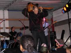 7. Berliner Rhythm'n'Blues Festival - J. Bailey & Raw Energy