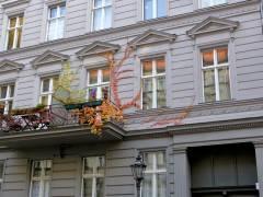 Wohnhaus im Klausenerplatz-Kiez
