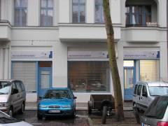 """""""Hauswart-Servicebüro"""" für WIR Mieter - Neue Christstraße 8"""