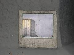 """Aus der Kiez-Ausstellung """"Kunst an der Hauswand"""""""