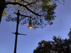 Morgenlicht im Kiez
