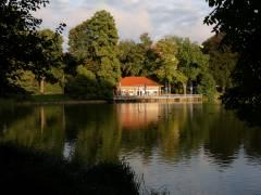 Abendstimmung am Lietzensee