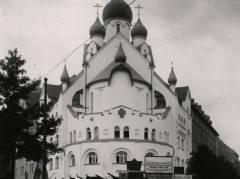Hohenzollerndamm 33 im Jahr 1927 / Foto © Landesarchiv Berlin