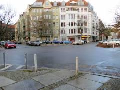 Kreuzung Horstweg/Wundtstraße am 23.11.2015 gegen 15.30 Uhr