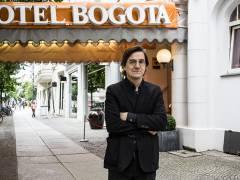 Joachim Rissmann führte das Hotel Bogota. / Foto © Frank Wecker