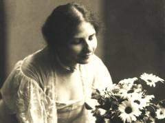 Ida Dehmel (undatiert, vor 1916) / Foto Jacob Hilsdorf