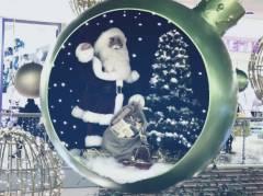 Schöne Grüße vom Weihnachtsmann